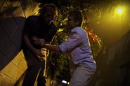 6 Dexter beats up Barry