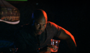 Doakes watches Dexter at bowling alley