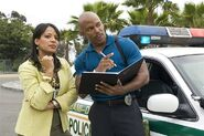 LaGuerta and Doakes
