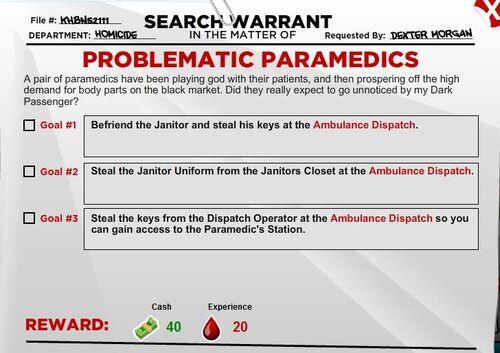 ProblematicParamedics