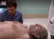 Driscoll's body