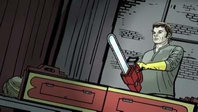 Dexter kills Cindy 2