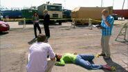 Scene of Tarla Grant's supposed suicide