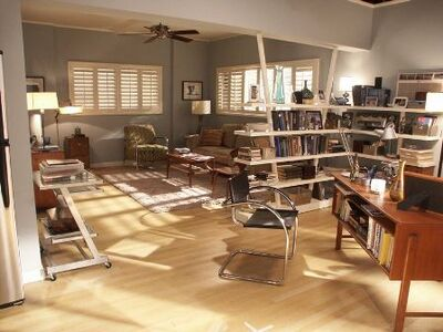 Dexter 39 s apartment dexter wiki fandom powered by wikia for 8240 palm terrace miami