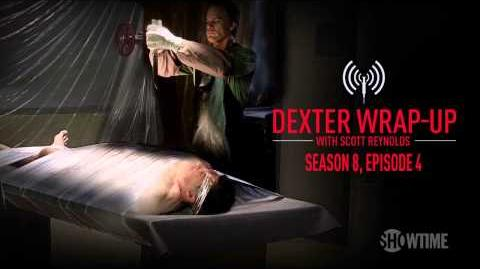 Dexter Season 8, Episode 4 Wrap-Up (Audio Podcast) - Desmond Harrington