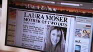 News of Laura Moser's Death