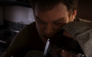 19 Steve captured by Dexter