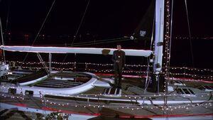 Rudy's yacht