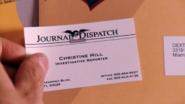 Christine's card