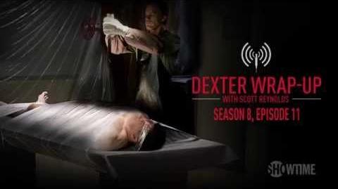 Season 8, Episode 11 Wrap-Up (Audio Podcast)