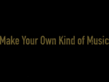 Episode 809: Make Your Own Kind of Music