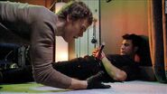 Dexter kills Oscar Prado