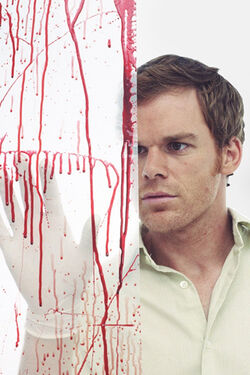 Dexter iPhone wallpaper