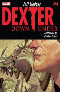 Dexter Down Under 4 cover