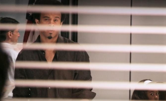 Bertrand through blinds