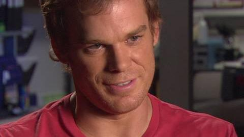 Dexter Season 4 Behind the Scenes