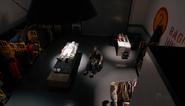 Dexter and Viktor kill room