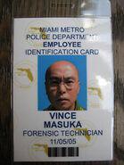 Masuka's ID