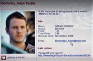 15 Steve's profile