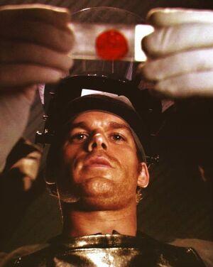 Dexter and Blood Slide 81