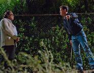 Travis argues with Gellar