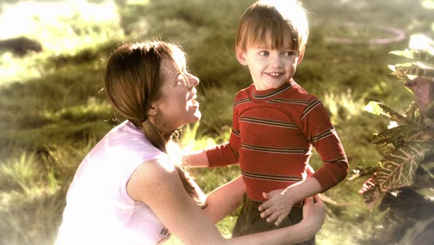 Dexter and mother, Laura