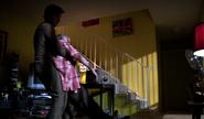 Dexter dragging Kyle
