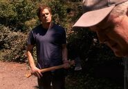 Dexter is tempted to kill Arthur