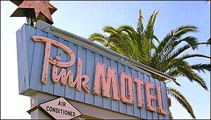 Pink Motel Miami