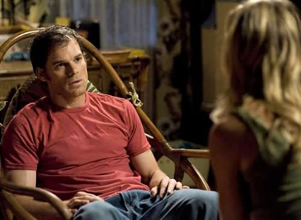 Dexter has sex with rita