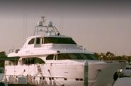 Miles Castner's Yacht