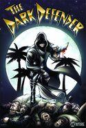 The Dark Defender poster