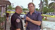 Dexter Crime Scene