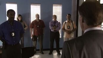 Dexter brieft special task force