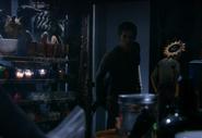 Dexter enters Sensio's shop 1