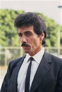Edward James Olmos on Miami Vice