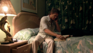 1 Dexter in Tampa hotel room