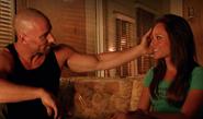 Speltzer touches Melanie
