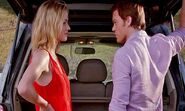 Dexter tells Hannah she is a liar