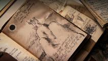 Gellar's Last Sketch