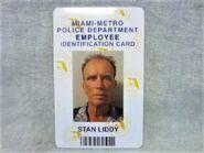 Stan Liddy ID