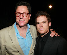 John Goldwyn and Michael C. Hall