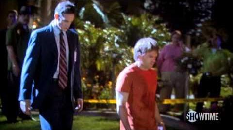 Dexter Season 5 Episode 1 Clip - Never Make a Scene