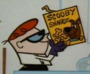 Dexter Scooby