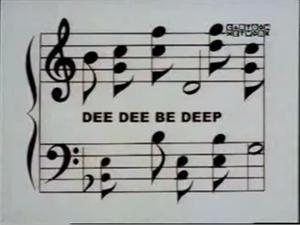1997-11-05 - Episode 084 'Dee Dee Be Deep'