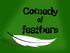 Comedy of Feathers card