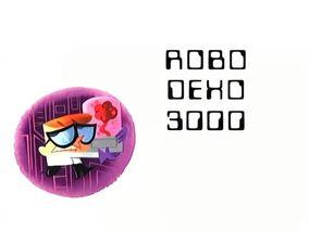 Robo-Dexo 3000 title card