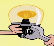 Mandark's First Invention