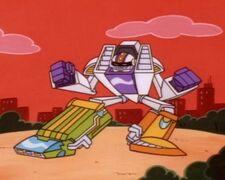Megabot 1000