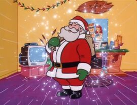 Santa Claus DL